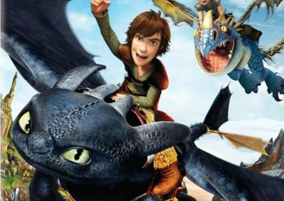 How to Train Your Dragon (2010) Drinking Game