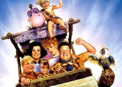 The Flintstones (1994) Drinking Game