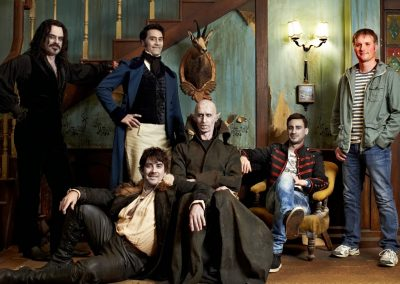What We Do in the Shadows (2014) Drinking Game
