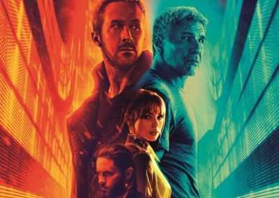 Blade Runner 2049 (2017) Drinking Game