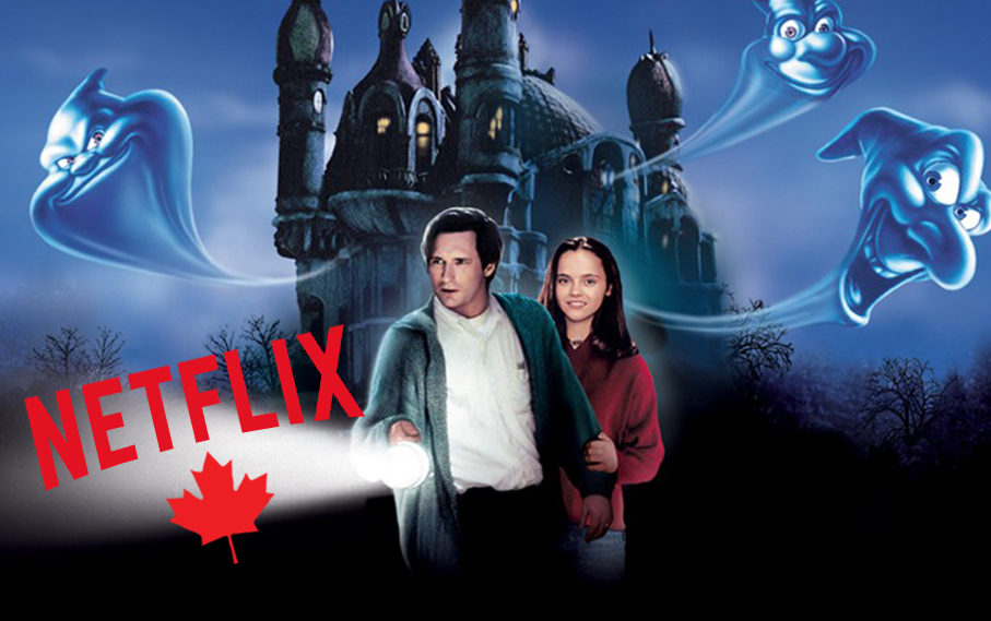 A List of 14 Halloween Movies On Netflix Canada (2018)