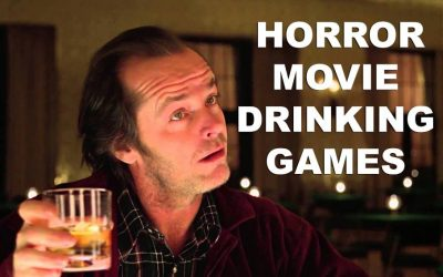21 Horror Movie Drinking Games