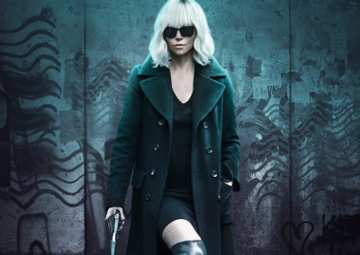Atomic Blonde (2017) Drinking Game