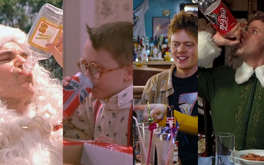 An Ultimate Collection of 18 Christmas Movie Drinking Games