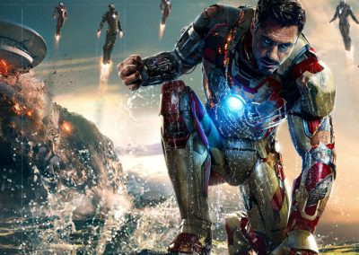 Iron Man 3 (2013) Drinking Game