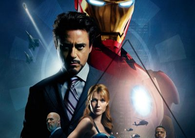 Iron Man (2008) Drinking Game