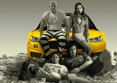 Logan Lucky (2017) Drinking Game