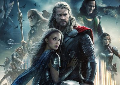 Thor: The Dark World (2013) Drinking Game