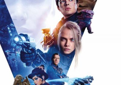 Valerian and the City of a Thousand Planets (2017) Drinking Game