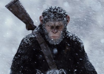 War for the Planet of the Apes (2017) Drinking Game