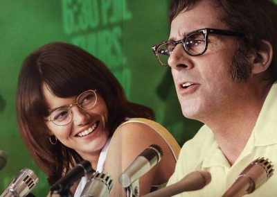 Battle of the Sexes (2017) Drinking Game