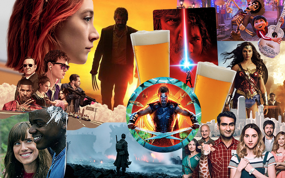10 Movie Drinking Games For The Best Films of 2017