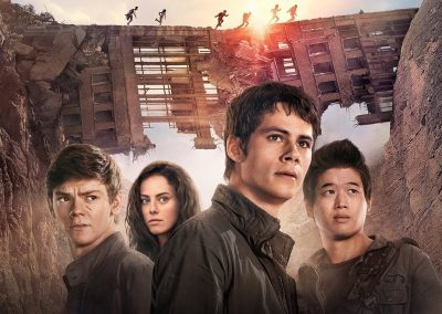 Maze Runner: The Scorch Trials (2015) Drinking Game
