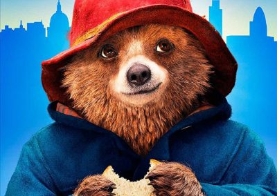 Paddington (2014) Drinking Game