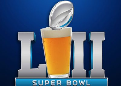 Super Bowl 52 Drinking Game