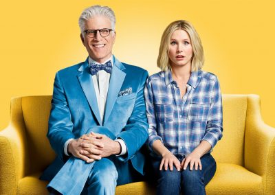 The Good Place Drinking Game