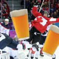 Olympic Womens Hockey Final Drinking Game