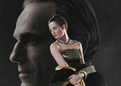 Phantom Thread (2017) Drinking Game