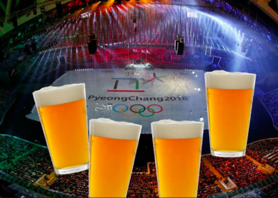 PyeongChang Winter Olympic Closing Ceremony Drinking Game