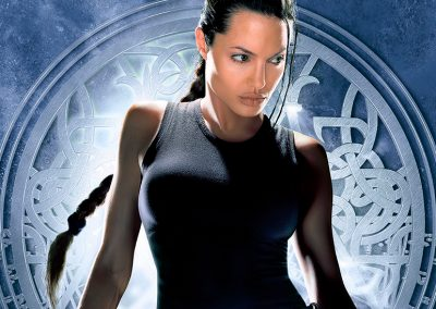 Lara Croft: Tomb Raider (2001) Drinking Game