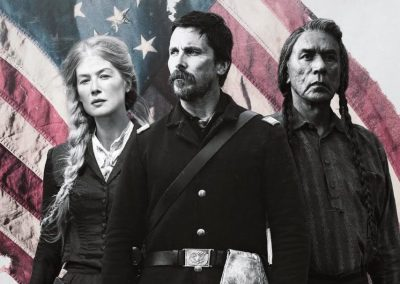 Hostiles (2017) Drinking Game