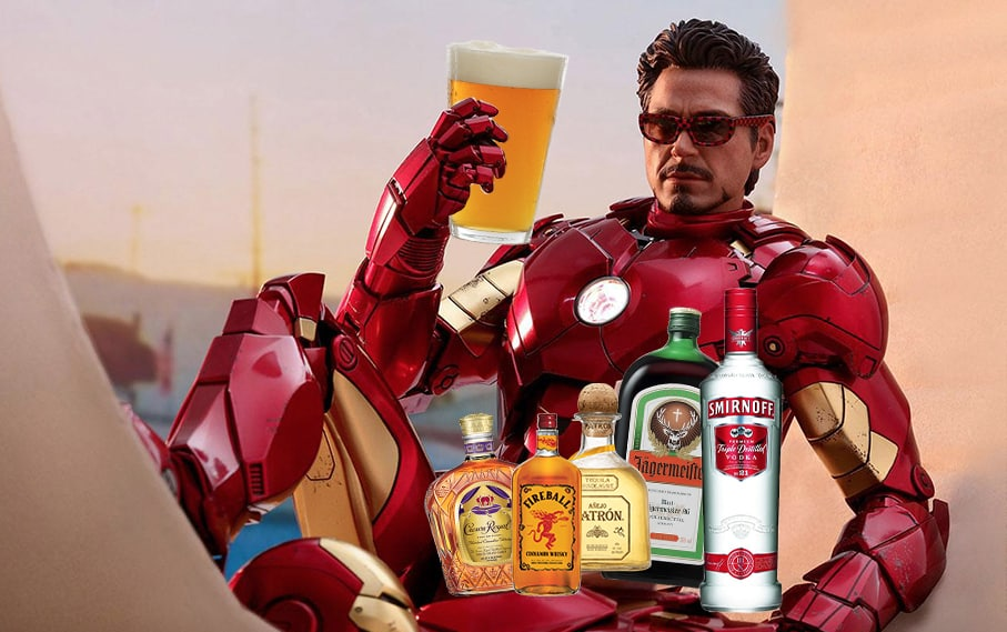 A Marvel Drinking Game for Every Movie (20 Games)