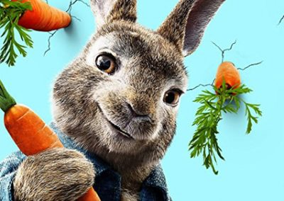 Peter Rabbit (2018) Drinking Game