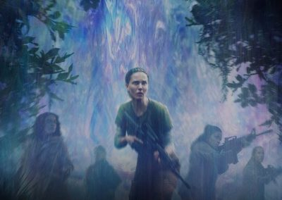 Annihilation (2018) Drinking Game