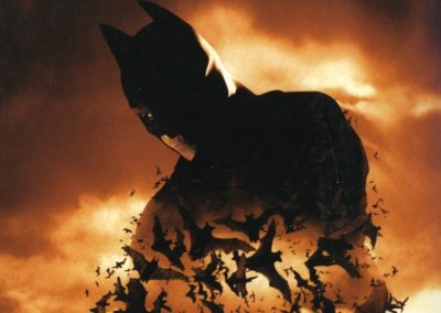 Batman Begins (2005) Drinking Game