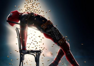 Deadpool 2 (2018) Drinking Game
