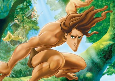 Tarzan (1999) Drinking Game