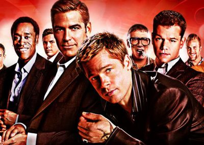 Ocean's Thirteen (2007) Drinking Game