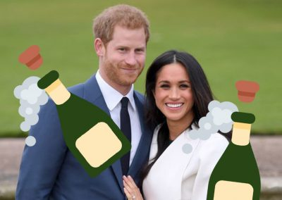 Prince Harry and Meghan Markle Royal Wedding Drinking Game