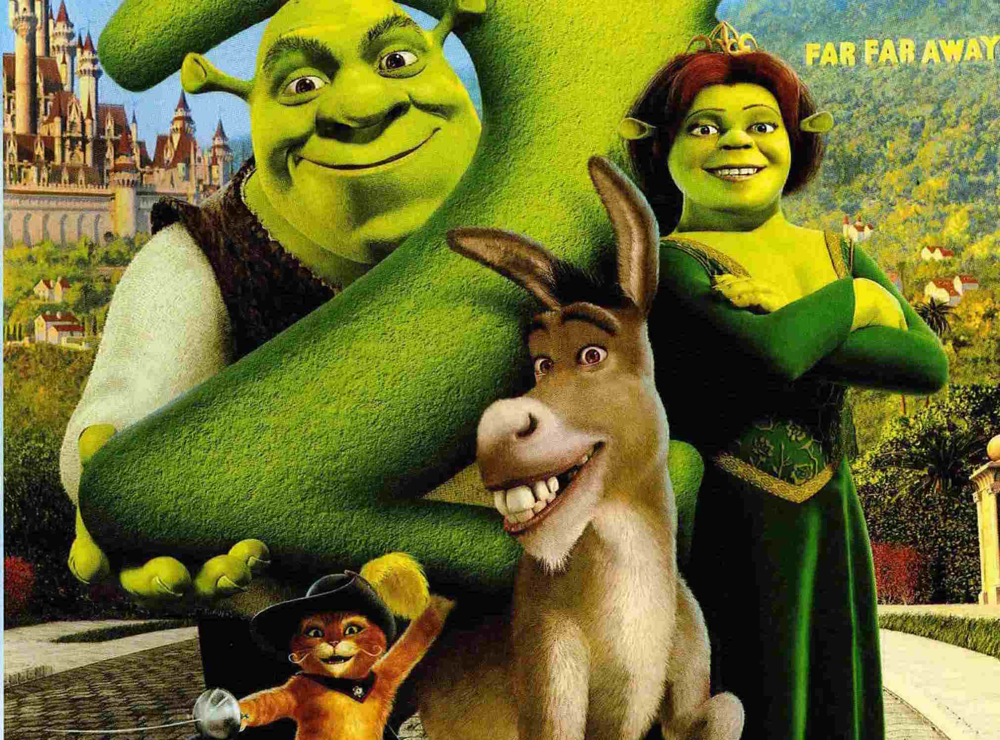 Shrek 2 (2004) Drinking Game
