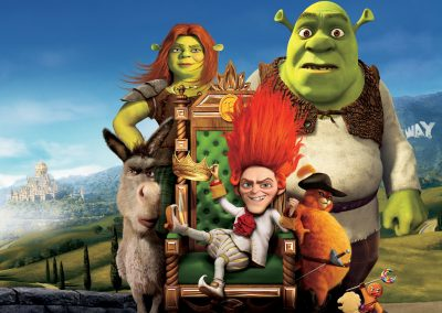Shrek Forever After (2010) Drinking Game