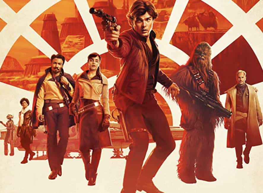 Solo A Star Wars Story 2018 Drinking Game Drink When