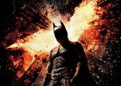 The Dark Knight Rises (2012) Drinking Game