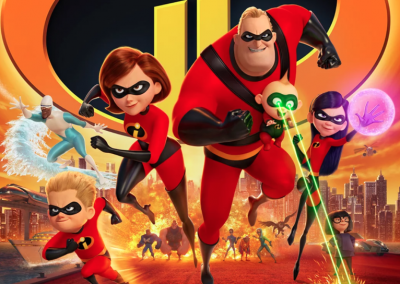 Incredibles 2 (2018) Drinking Game