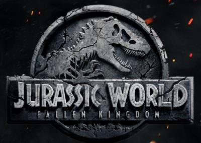 Jurassic World: Fallen Kingdom (2018) Drinking Game