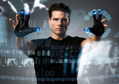 Minority Report (2002) Drinking Game