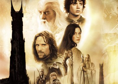 The Lord of the Rings: The Two Towers (2002) Drinking Game