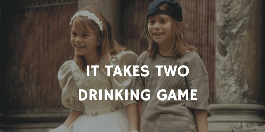 Drinking Games for Two - It Takes Two