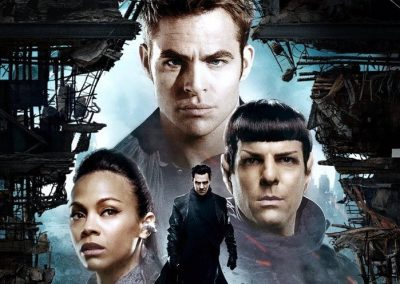 Star Trek Into Darkness (2013) Drinking Game