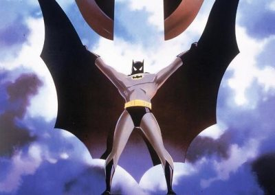 Batman: Mask of the Phantasm (1993) Drinking Game