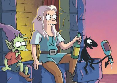 Disenchantment Drinking Game