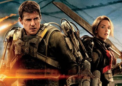 Edge of Tomorrow (2014) Drinking Game