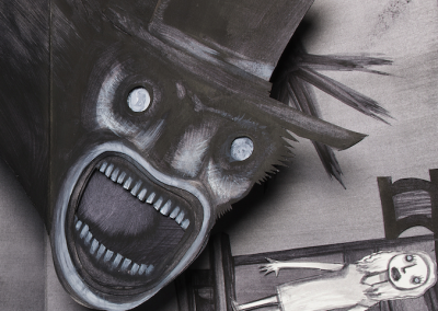 The Babadook (2014) Drinking Game
