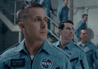 First Man (2018) Drinking Game