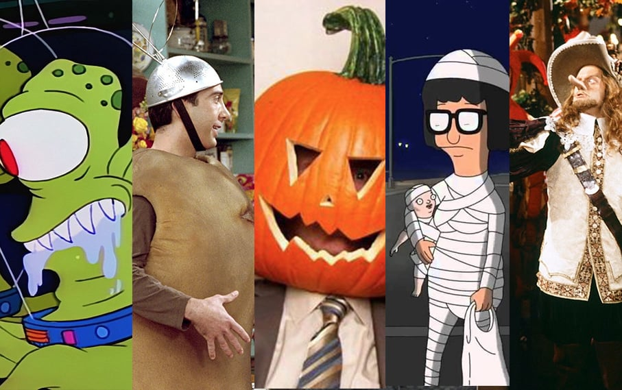 61 Best Halloween TV Episodes from Classic Sitcoms and Cartoons