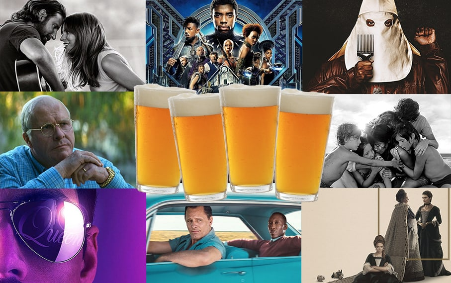 Drinking Games for 2019 Oscar Nominations